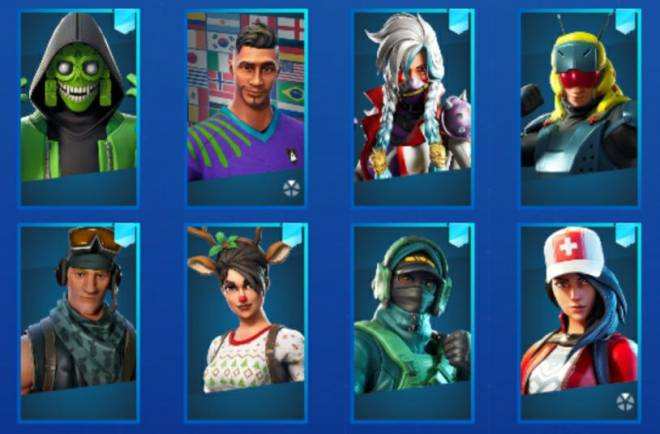 Fortnite: Battle Royale - If YOU Could Have 5 Things From MY Locker... 🤔 #5 image 31