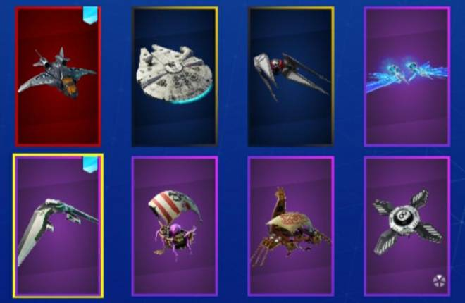 Fortnite: Battle Royale - If YOU Could Have 5 Things From MY Locker... 🤔 #5 image 89