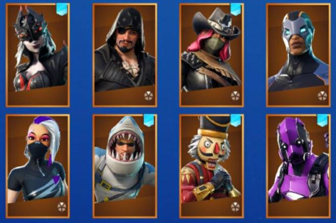 Fortnite: Battle Royale - If YOU Could Have 5 Things From MY Locker... 🤔 #5 image 3
