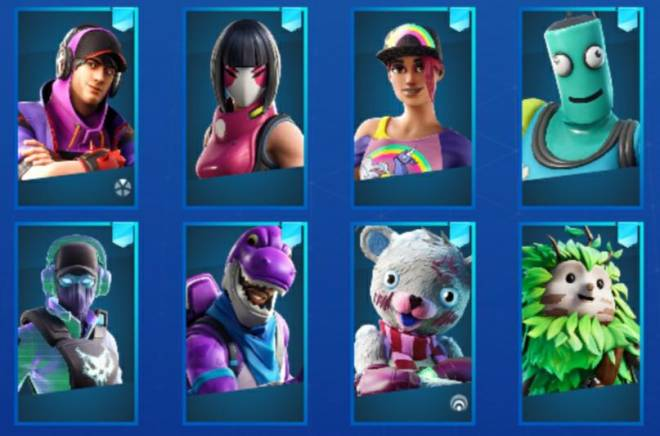 Fortnite: Battle Royale - If YOU Could Have 5 Things From MY Locker... 🤔 #5 image 27