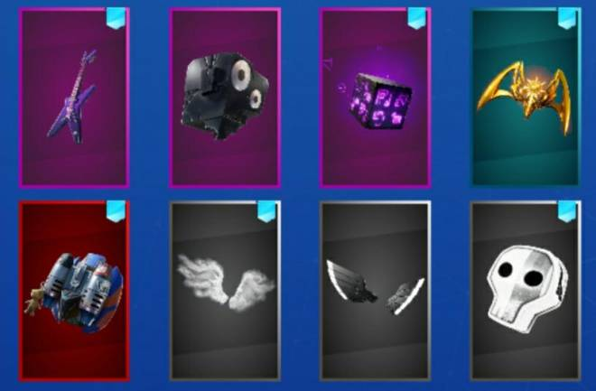 Fortnite: Battle Royale - If YOU Could Have 5 Things From MY Locker... 🤔 #5 image 47