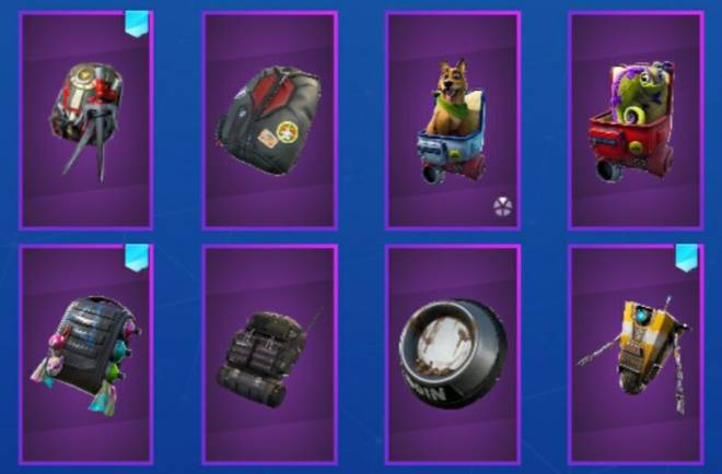Fortnite: Battle Royale - If YOU Could Have 5 Things From MY Locker... 🤔 #5 image 50