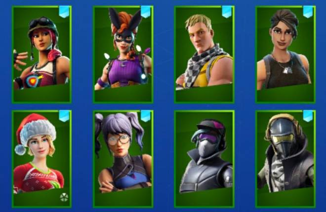 Fortnite: Battle Royale - If YOU Could Have 5 Things From MY Locker... 🤔 #5 image 35