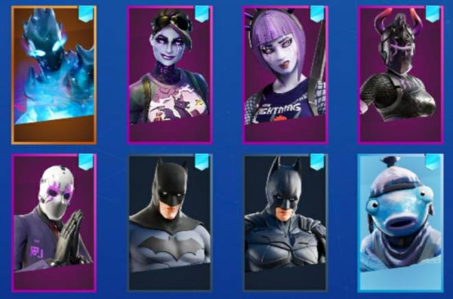 Fortnite: Battle Royale - If YOU Could Have 5 Things From MY Locker... 🤔 #5 image 10