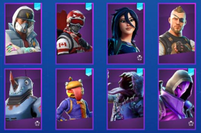 Fortnite: Battle Royale - If YOU Could Have 5 Things From MY Locker... 🤔 #5 image 13