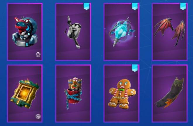 Fortnite: Battle Royale - If YOU Could Have 5 Things From MY Locker... 🤔 #5 image 54