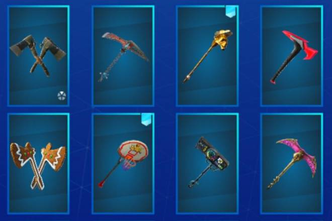 Fortnite: Battle Royale - If YOU Could Have 5 Things From MY Locker... 🤔 #5 image 82