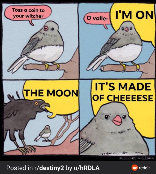 Destiny: General - Cheese!!! image 1