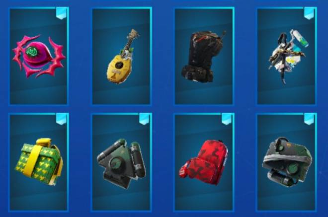Fortnite: Battle Royale - If YOU Could Have 5 Things From MY Locker... 🤔 #5 image 65
