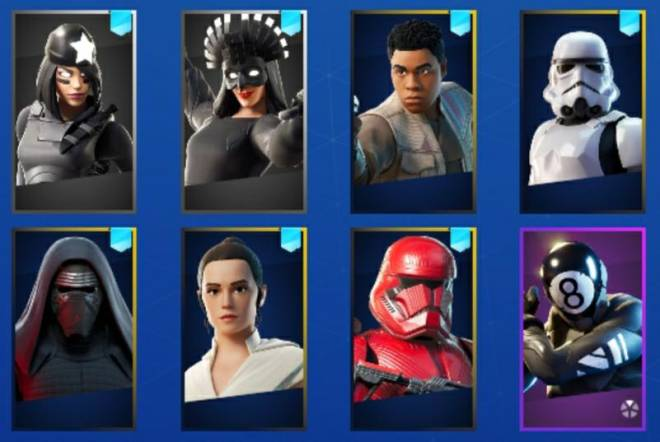 Fortnite: Battle Royale - If YOU Could Have 5 Things From MY Locker... 🤔 #5 image 12