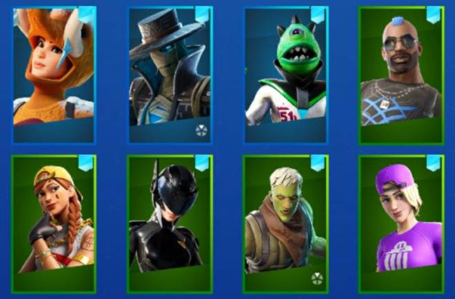 Fortnite: Battle Royale - If YOU Could Have 5 Things From MY Locker... 🤔 #5 image 34
