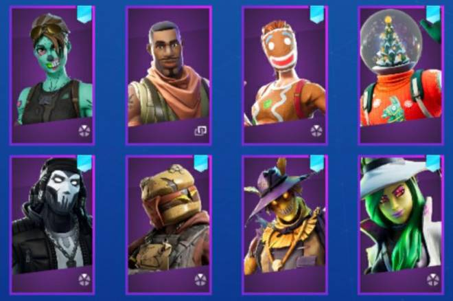 Fortnite: Battle Royale - If YOU Could Have 5 Things From MY Locker... 🤔 #5 image 17