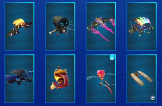 Fortnite: Battle Royale - If YOU Could Have 5 Things From MY Locker... 🤔 #5 image 92
