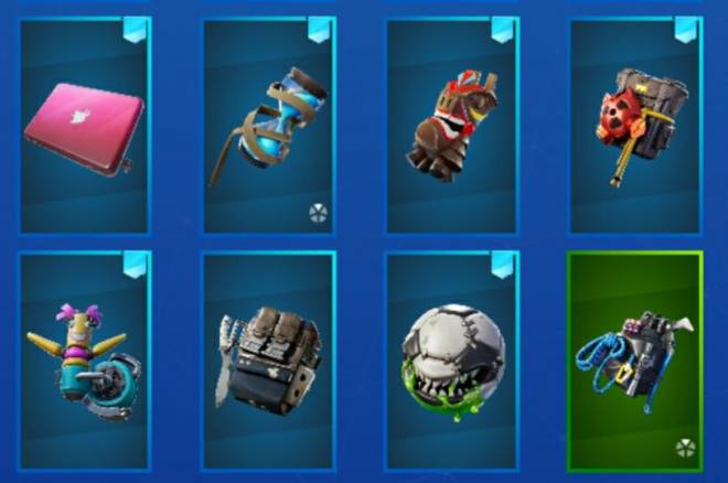 Fortnite: Battle Royale - If YOU Could Have 5 Things From MY Locker... 🤔 #5 image 68