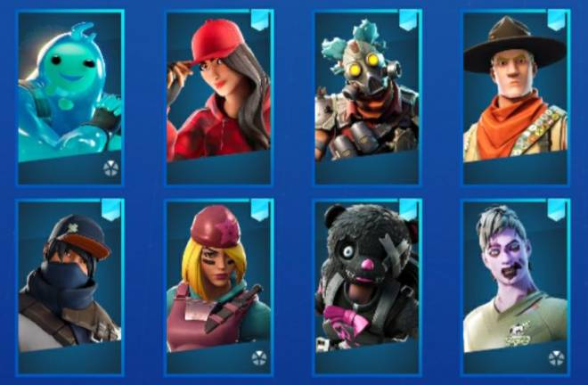 Fortnite: Battle Royale - If YOU Could Have 5 Things From MY Locker... 🤔 #5 image 32