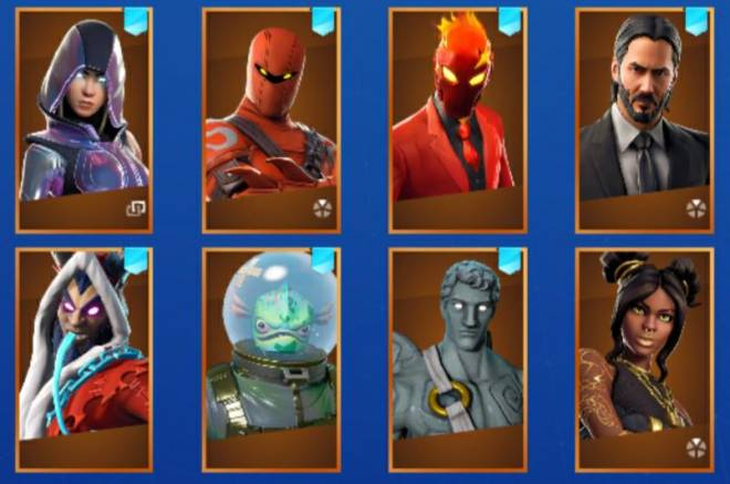 Fortnite: Battle Royale - If YOU Could Have 5 Things From MY Locker... 🤔 #5 image 5