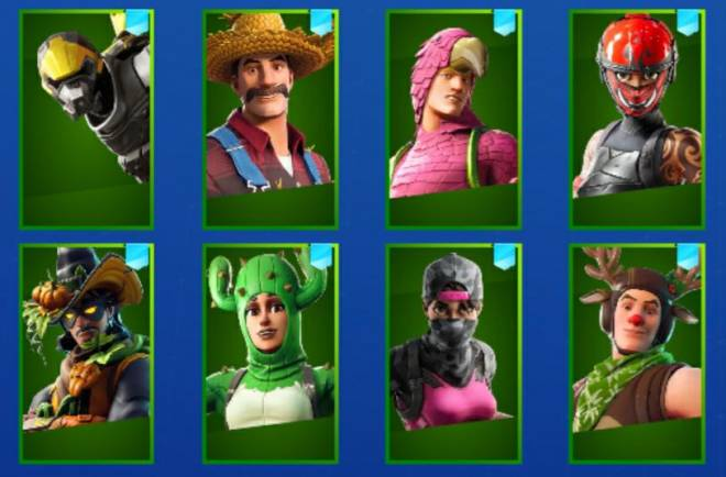 Fortnite: Battle Royale - If YOU Could Have 5 Things From MY Locker... 🤔 #5 image 36