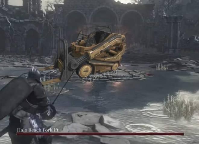 Dark Souls: Memes - It can't be killed!!  image 1