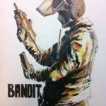 Bandit Drawing (not mine)
