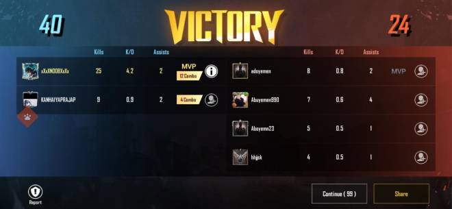 PUBG: PUBG Mobile - Anyone trying to play with me? image 1