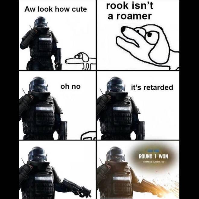 Rainbow Six: Memes - True or No image 1