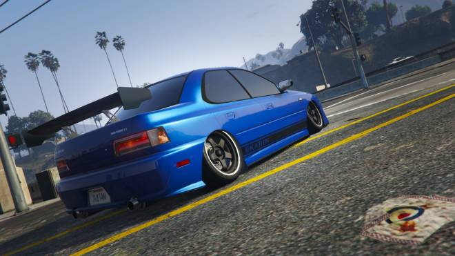 GTA: General - New Car: Karin Sultan Classic image 2