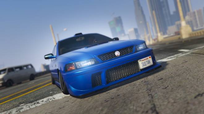 GTA: General - New Car: Karin Sultan Classic image 3
