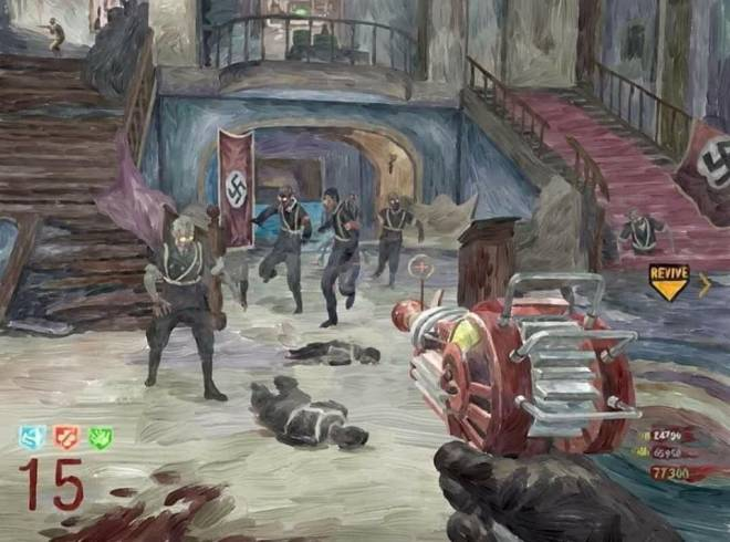Call of Duty: General - Back when zombies were great #makezombiesgreatagain image 1