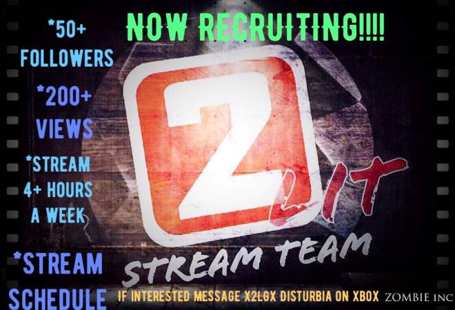 Call of Duty: Promotions - NOW RECRUITING!!!!! image 1
