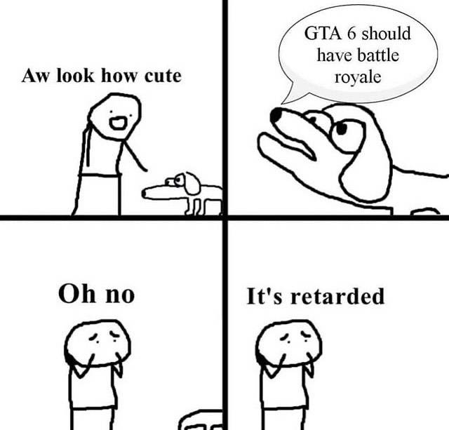 GTA: Memes - Gta 6 battle royal 😂 image 1