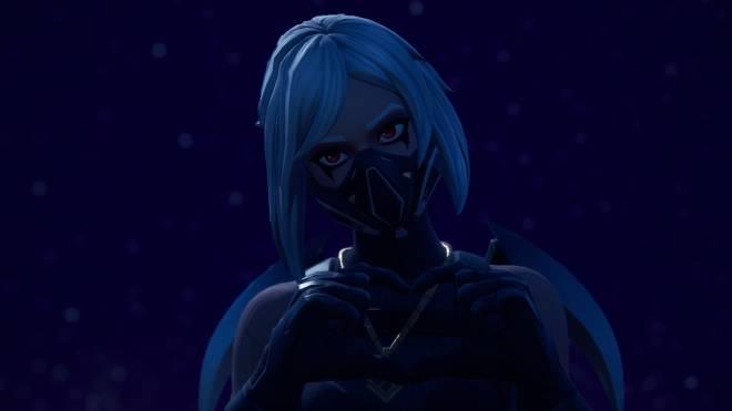 Fortnite: Battle Royale - Shhhhh , don't make a sound 🤫 Hush showcase  image 3