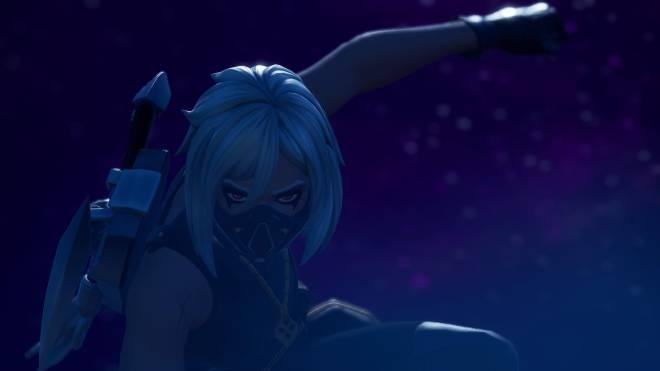Fortnite: Battle Royale - Shhhhh , don't make a sound 🤫 Hush showcase  image 11