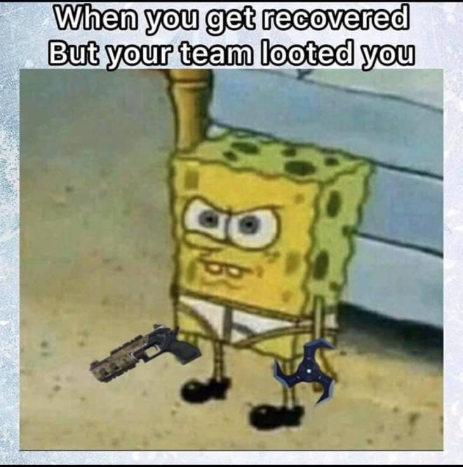 Apex Legends: Memes - Because bad teammates... image 2