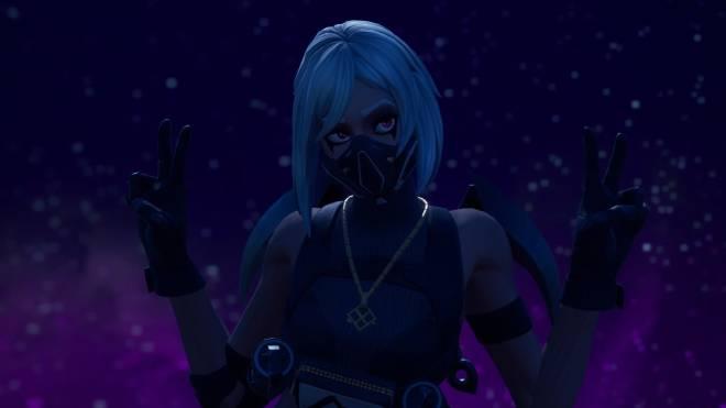 Fortnite: Battle Royale - Shhhhh , don't make a sound 🤫 Hush showcase  image 1