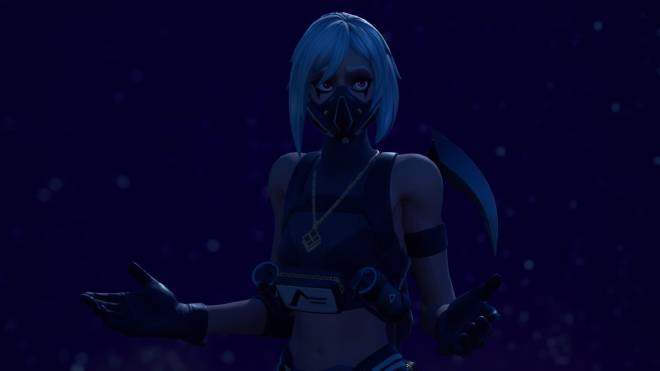 Fortnite: Battle Royale - Shhhhh , don't make a sound 🤫 Hush showcase  image 5