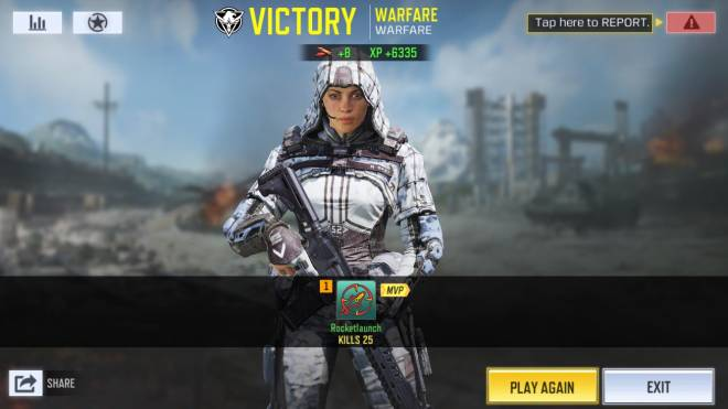 Call of Duty: Promotions - 25 kills in battle royale warfare image 2