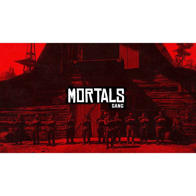 Red Dead Redemption: Looking for Group - Mortals Gang are currently looking for 16+ players, must be able to download discord and have a wor image 3