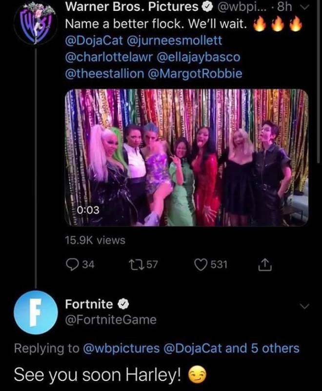 Fortnite: Battle Royale - Say word  image 1