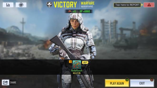 Call of Duty: General - 40 bomb in warfare (MVP) image 4