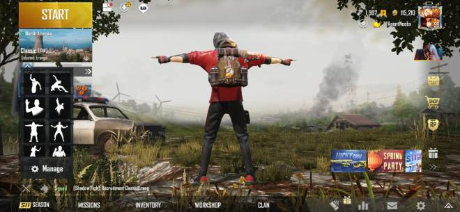 PUBG: PUBG Mobile - Who wanna play?  image 1