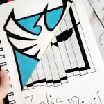 Zofia x Vigil Art by HamsterBites