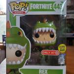 Glow In The Dark Rex Pop! 😍