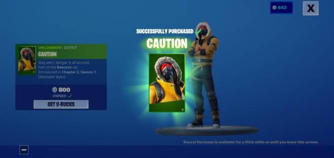 Fortnite: Battle Royale - Caution: Cop or Drop? ⚠️ image 3