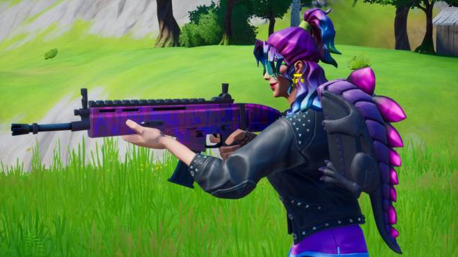 Fortnite: Battle Royale - Psycho's Signature Setups #1: Synth Star🤘 image 18