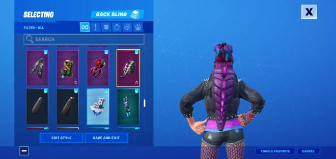 Fortnite: Battle Royale - Psycho's Signature Setups #1: Synth Star🤘 image 6