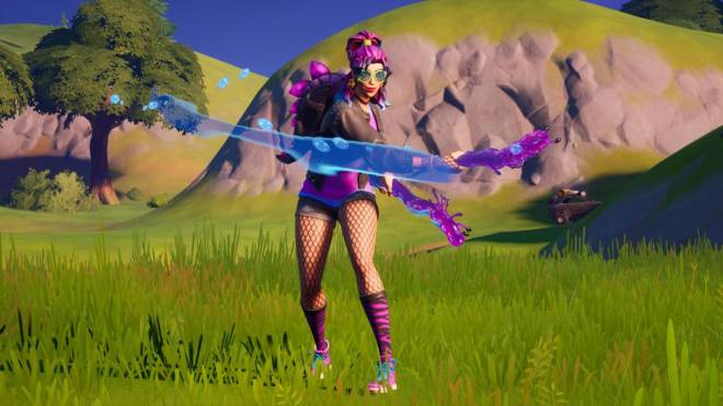 Fortnite: Battle Royale - Psycho's Signature Setups #1: Synth Star🤘 image 21