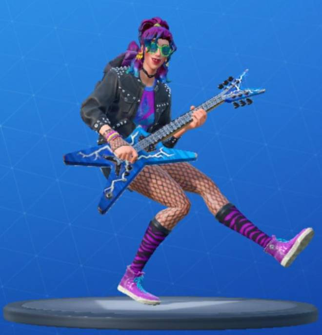 Fortnite: Battle Royale - Psycho's Signature Setups #1: Synth Star🤘 image 2