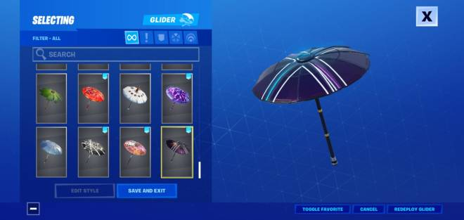 Fortnite: Battle Royale - Psycho's Signature Setups #1: Synth Star🤘 image 10