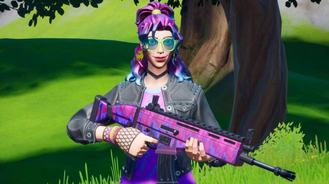 Fortnite: Battle Royale - Psycho's Signature Setups #1: Synth Star🤘 image 17