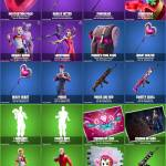 All *LEAKED* Valentine's Day Cosmetics + Harley Quinn Set! 😱